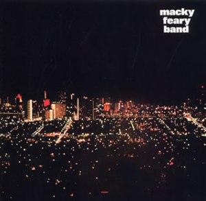 Mackey Feary Band - Macky Feary Band - Rainbow Records - 1978