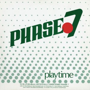 "Phase 7 ""Playtime"" on Broad Records, 1980"