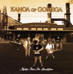 Kanoa of Gomega CD