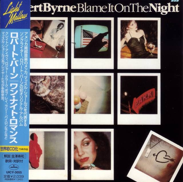 "Robert Byrne ""Blame It On The Night"""