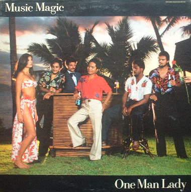 Music Magic One Man Lady 1981