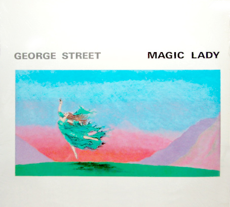 "George Street ""Magic Lady"""
