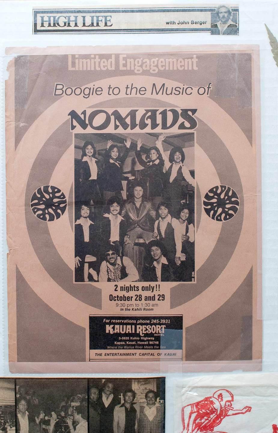 Nomads (Aura) Boogie Nights