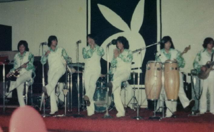Aloha Got Soul: Greenwood at the Magic Mushroom, 1976
