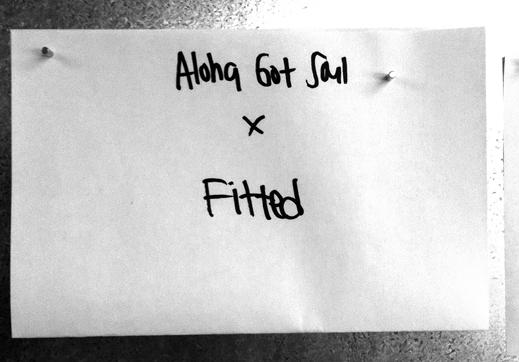 Aloha Got Soul x Fitted