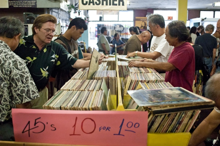 Harry's Music Store Closing Clearance Sale