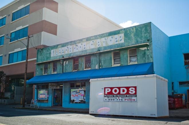 Harry's Music Store