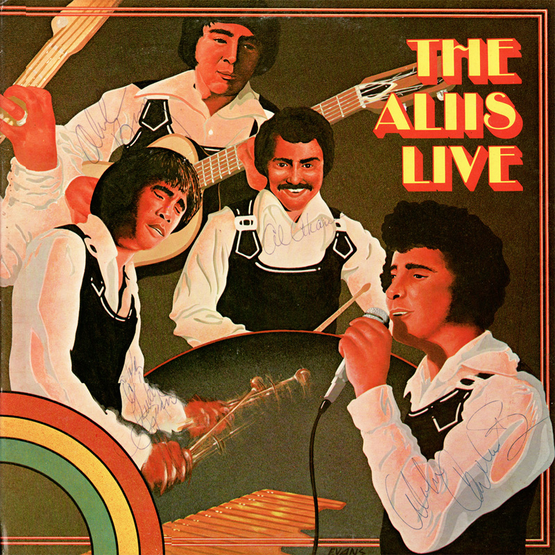 The Aliis Live