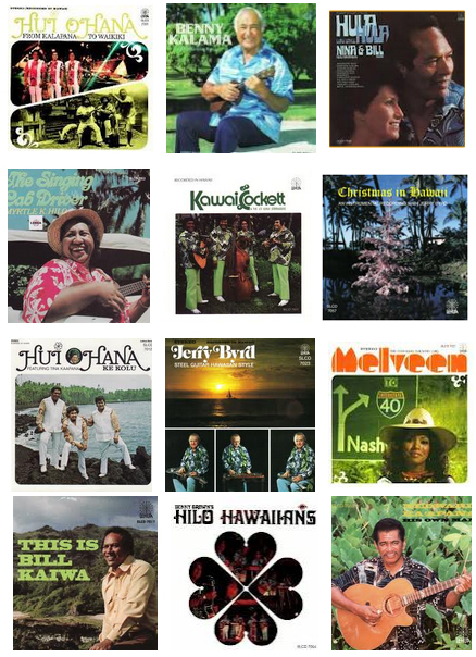 "Hawaiian albums: A timeline of ""what was"""