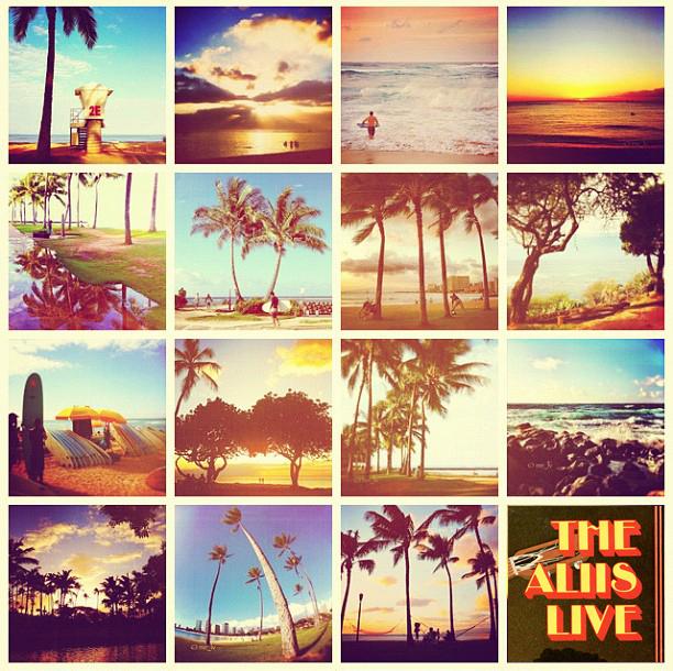 "The Aliis Live: ""Summer Sun"""