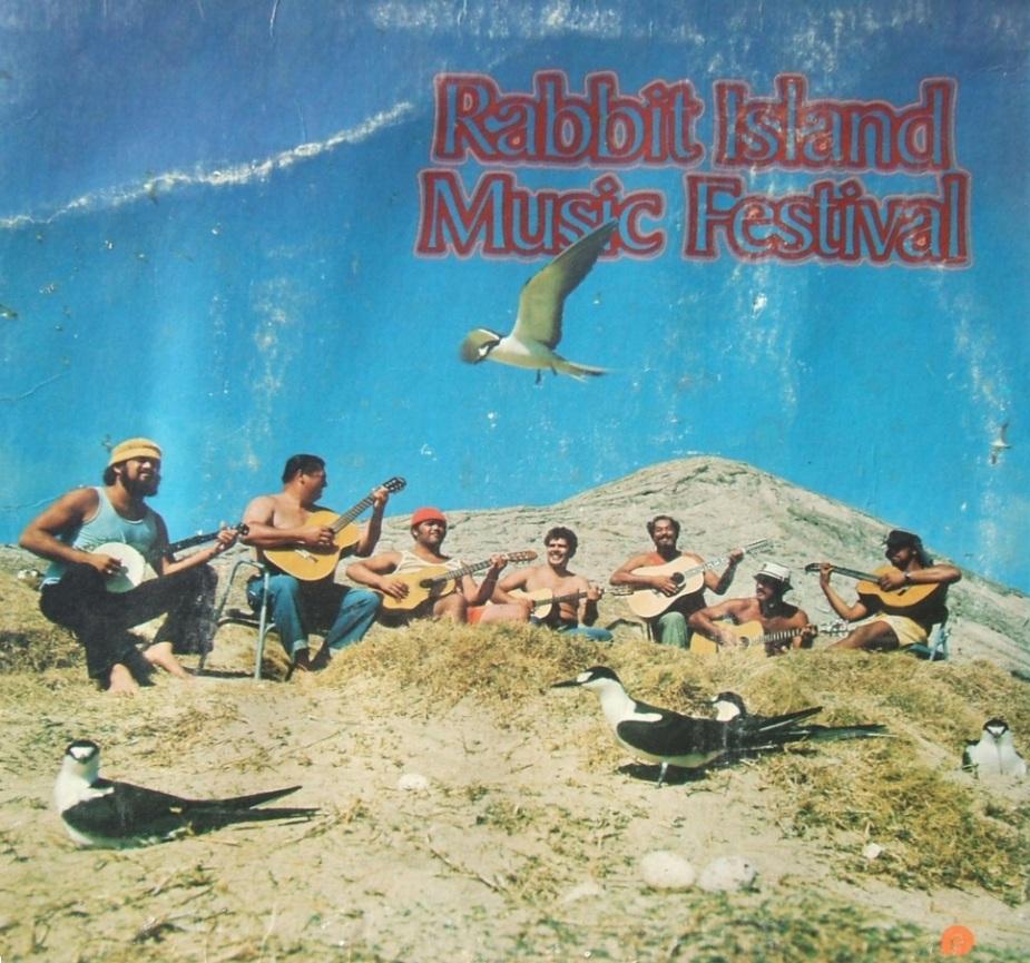 """Gabby Pahinui """"Rabbit Island Music Festival"""""""