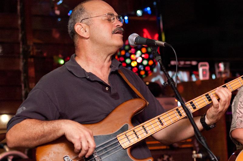 Tim Hurley, bassist for Summer.