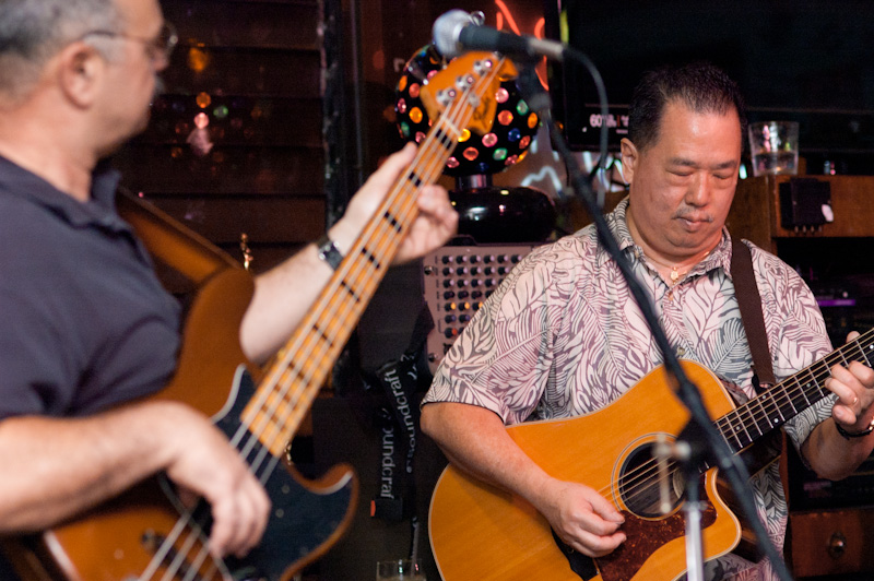 Tim Hurley and Ron Yuen of Summer at Terry's Place.