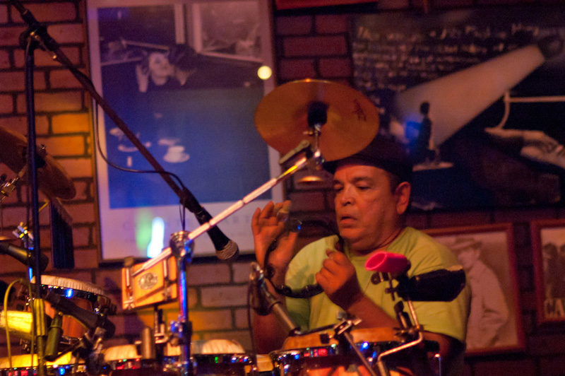 Bobo Butires: Project Monday at Jazz Minds