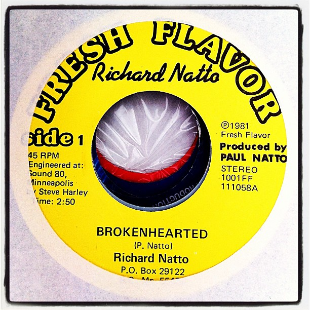 """Brokenhearted"" by Richard Natto 45"