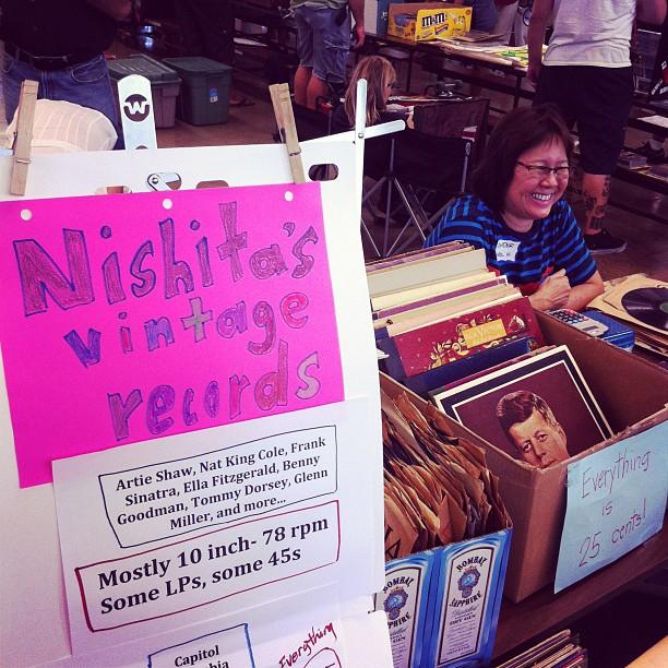 Nishita's Vintage Records