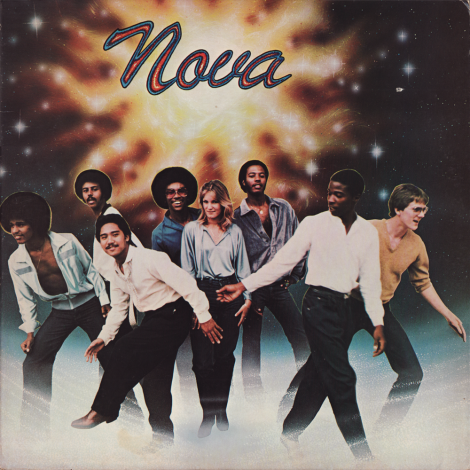 Nova, an obscure funk-disco outfit from Honolulu, 1980.
