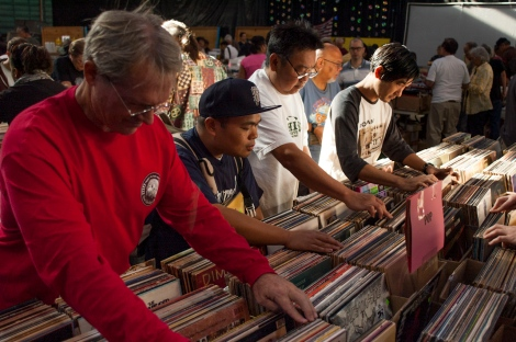 Record Collecting in Hawaii