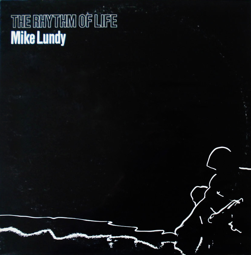 Mike Lundy LP cover