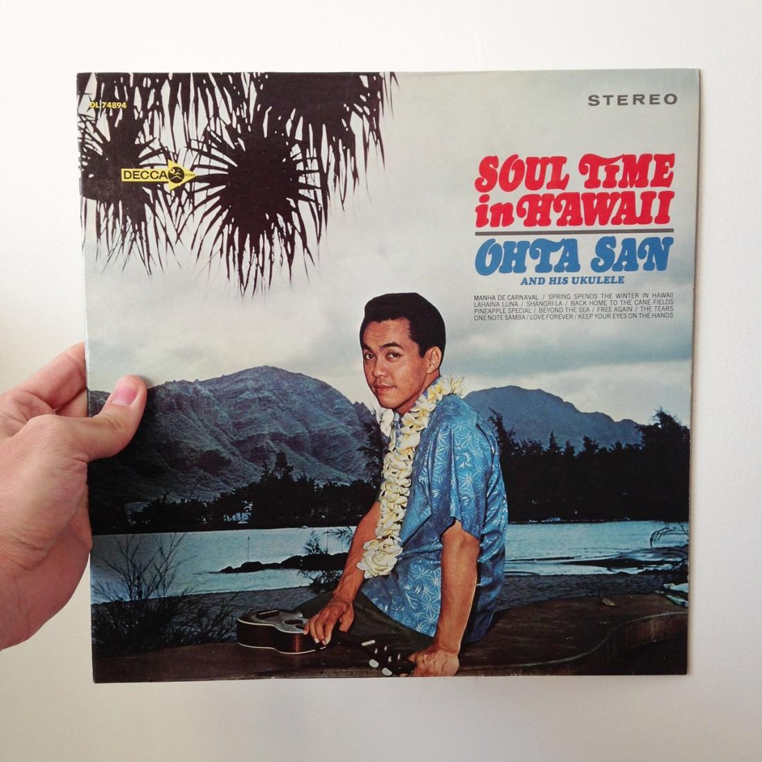 Ohta San Soul Time in Hawaii