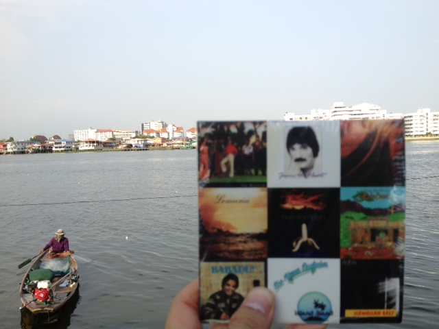 Chao Phraya River by Joe Funko (@siamfunkorecords)