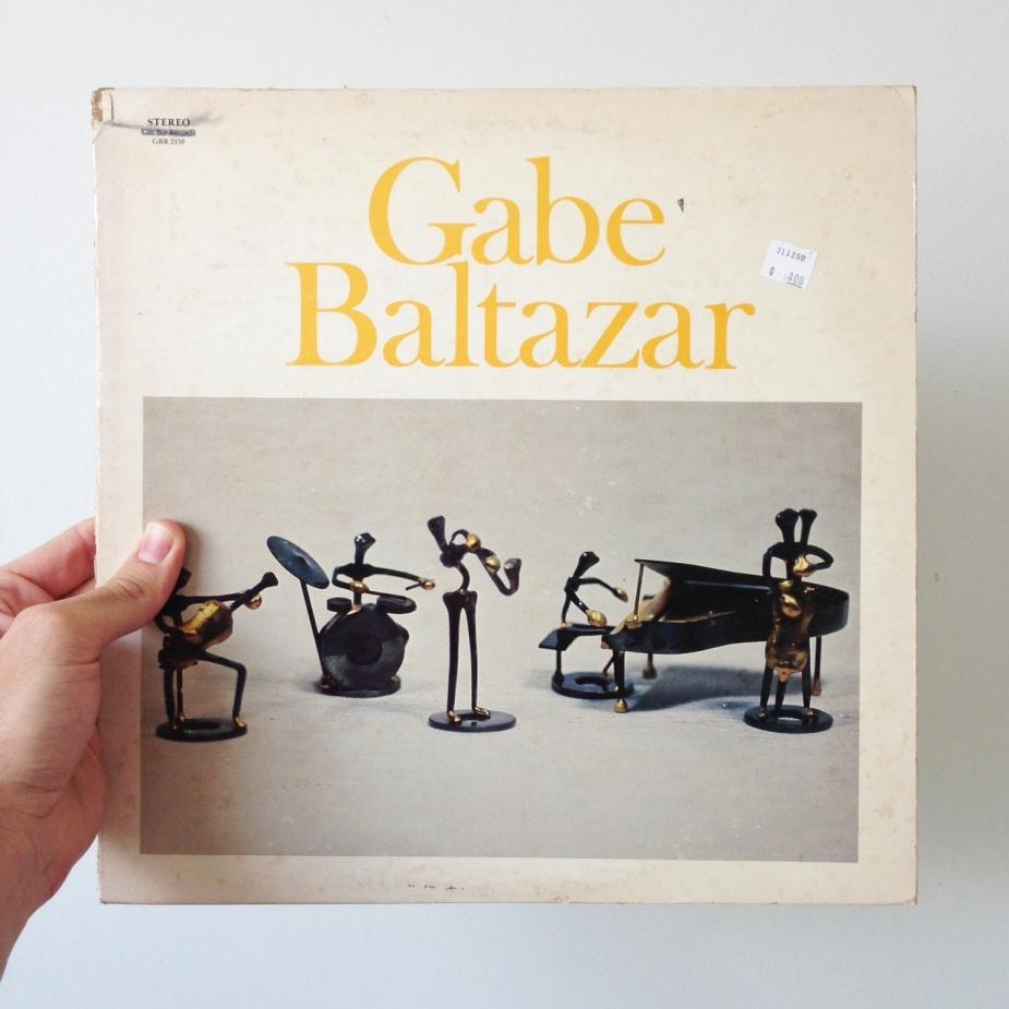 Gabe Baltazar LP