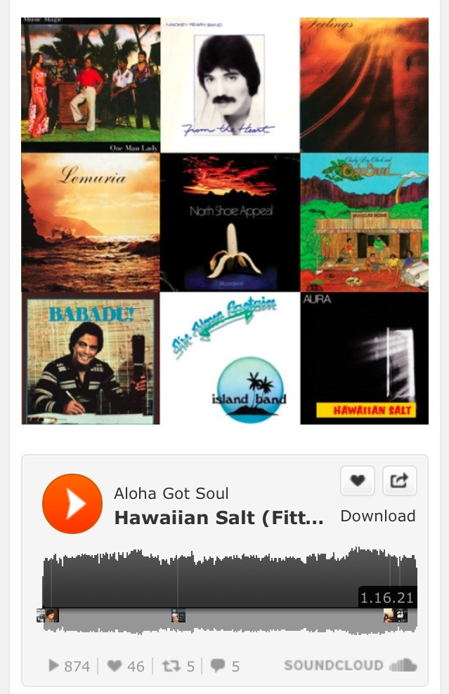 Free download: Hawaiian Salt mix