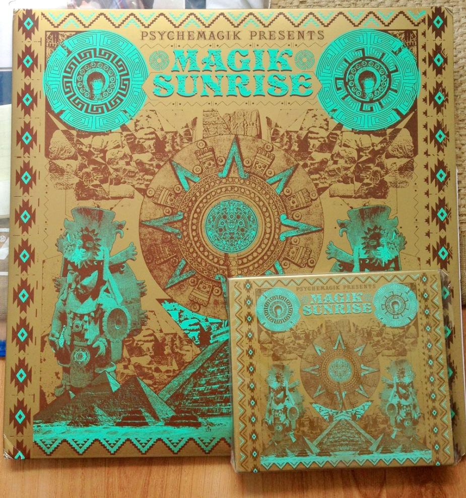 Psychemagik's Magik Sunrise compilation, released on Leng Records.