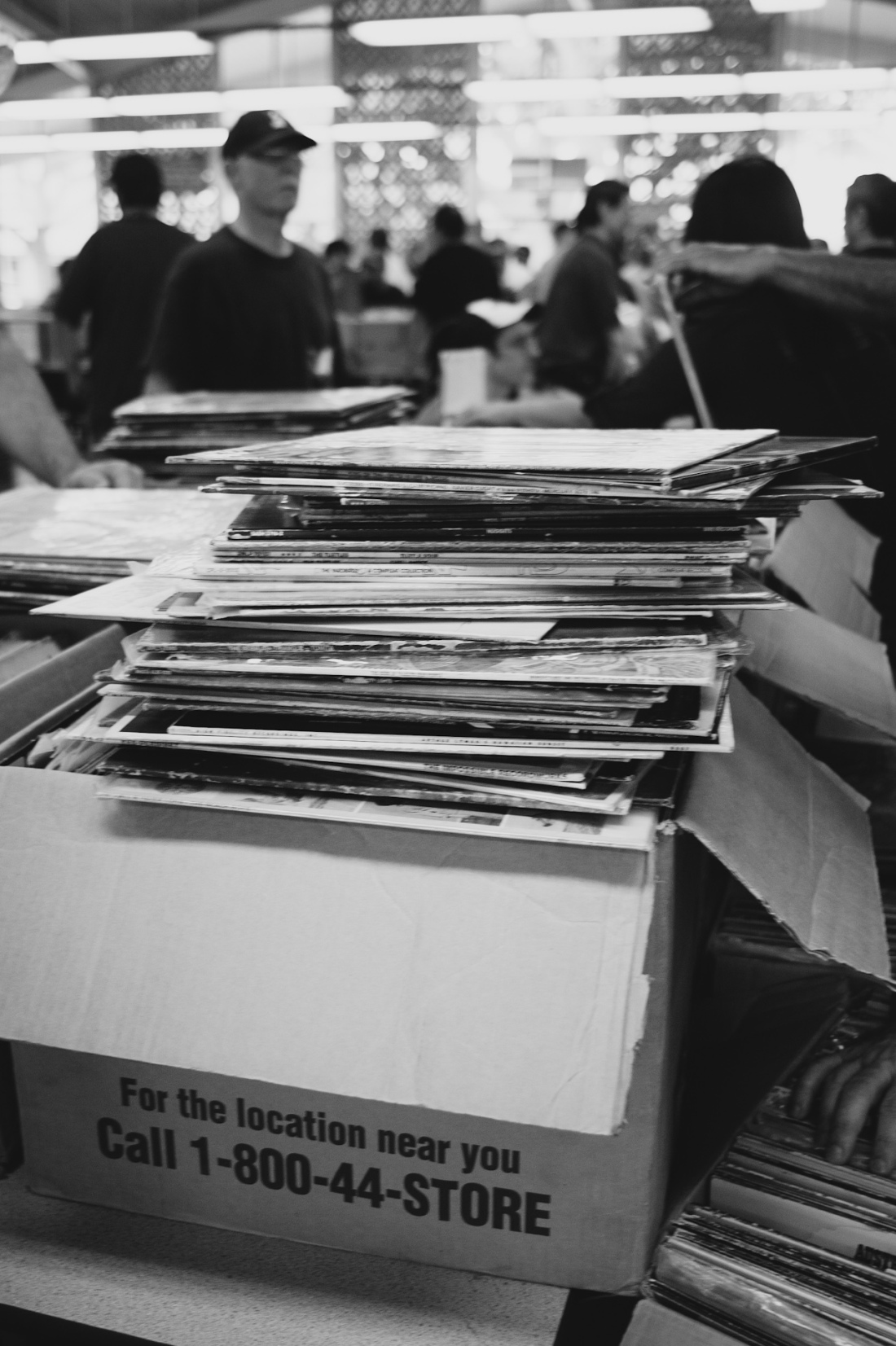 Hawaii Record Fair 2013