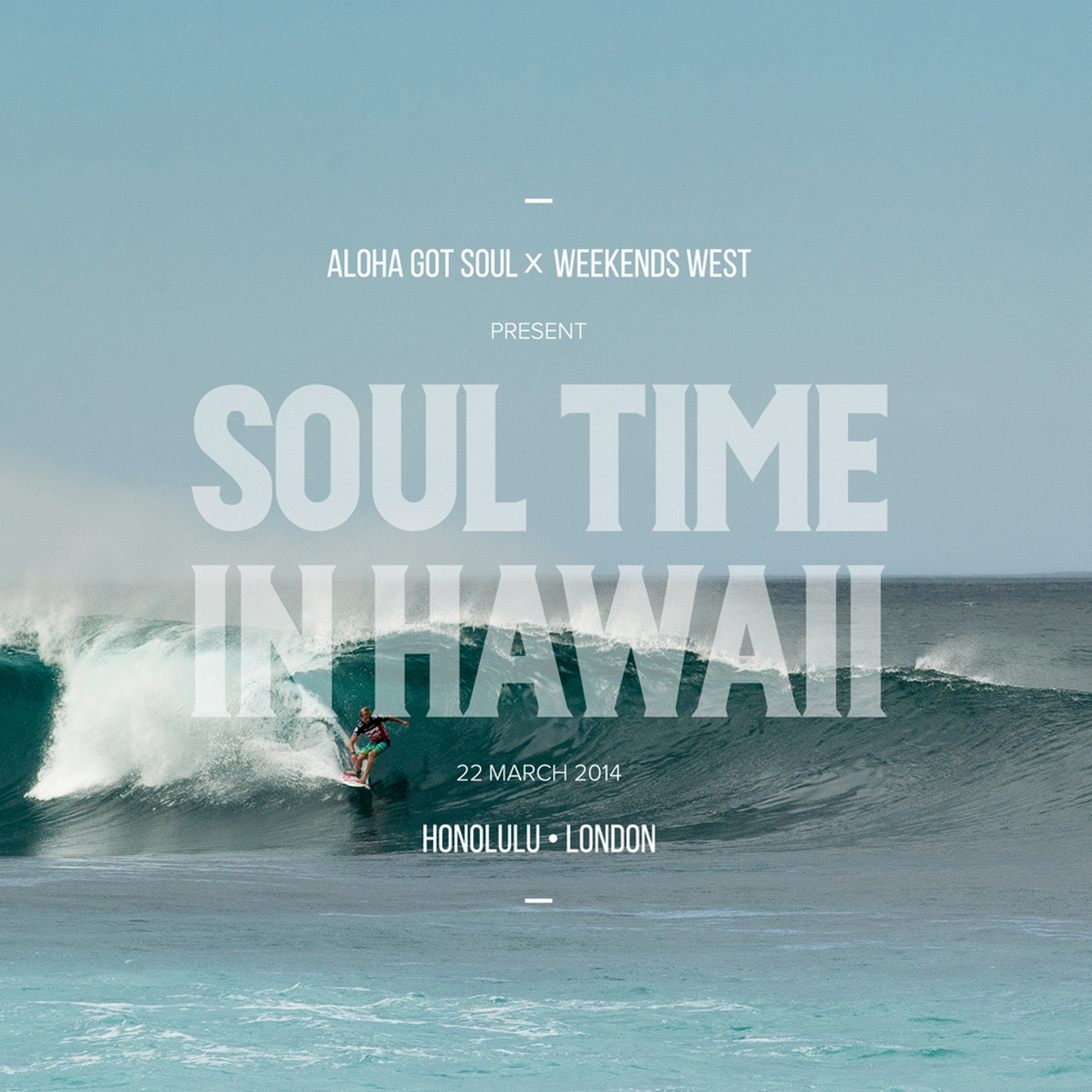 Soul Time In Hawaii