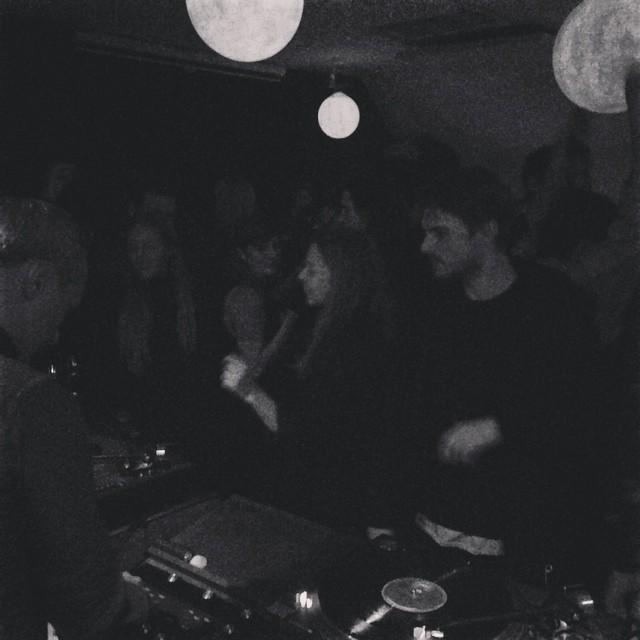 Red Greg at Brilliant Corners. Photo by @cedricbardawil via Instagram.