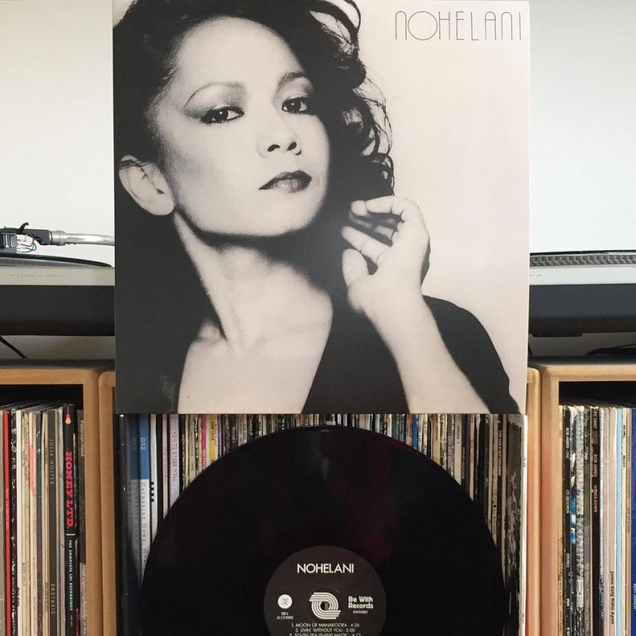 nohelani LP be with records