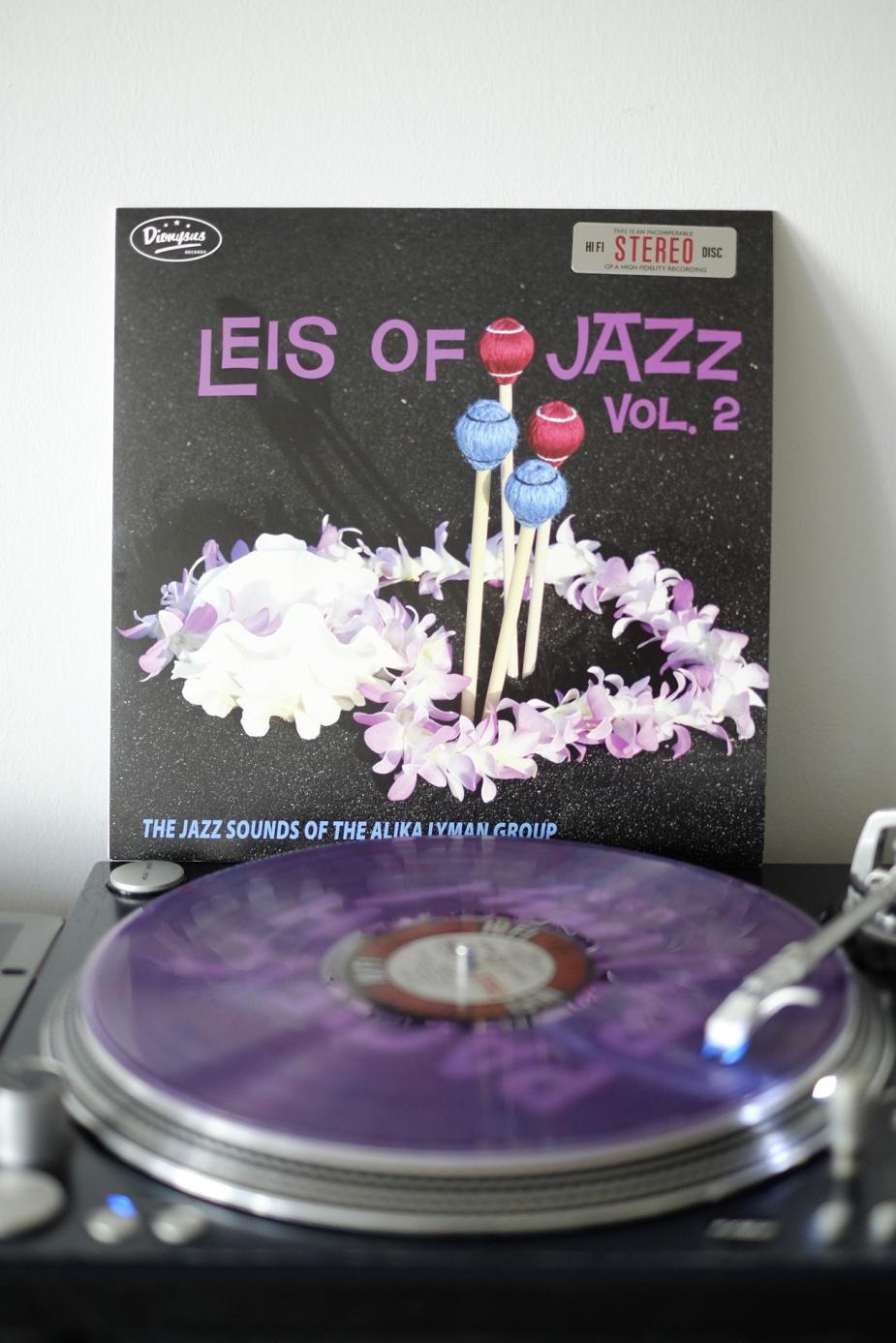 alika-lyman-group---leis-of-jazz-LP-1